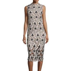 Shoshanna Midi Dress NWT